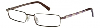JOE Eyeglasses JOE510  Eyeglasses - Brown Argyle