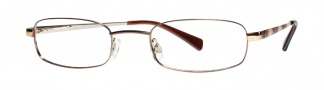 JOE Eyeglasses JOE508  Eyeglasses - Brown Argyle