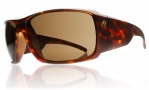 Electric D. Payne Sunglasses Sunglasses - Matte Tortoise Shell / Bronze Poly Polarized Level I