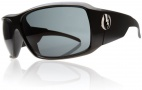 Electric KB1 Sunglasses Sunglasses - Gloss Balck / Grey Poly Polarized Level I