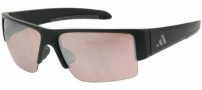 Adidas A376 Retego Sunglasses Sunglasses - 6050 Matt Black / Grey