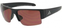 Adidas A376 Retego Sunglasses Sunglasses - 6054 Matt Black / Grey