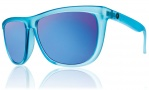 Electric Tonette Sunglasses Sunglasses - Blues / Grey Blue Chrome