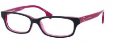 Boss Orange 0009 Eyeglasses Eyeglasses - 0SNY Dark Gray Fuchsia