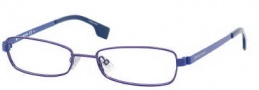 Boss Orange 0022 Eyeglasses Eyeglasses - 0ABF Blue Matte Blue