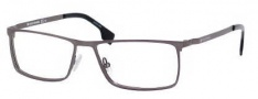 Boss Orange 0025 Eyeglasses Eyeglasses - 0R80 Semi Matte Dark Ruthenium