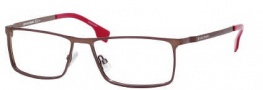 Boss Orange 0025 Eyeglasses Eyeglasses - 0UL0 Matte Brown