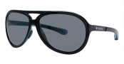 Columbia Gordo Sunglasses Sunglasses - 01 Shiny Black/ Oxide Blue