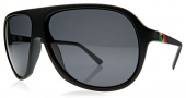 Electric Hoodlum Sunglasses Sunglasses - Matte Black Tweed / Grey Lens