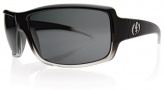Electric EC DC XL Sunglasses Sunglasses - Black Clear Fade / Grey Lens