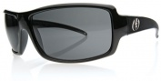 Electric EC DC XL Sunglasses Sunglasses - Gloss Black / Grey Poly Polarized Level I