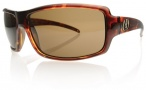 Electric EC DC XL Sunglasses Sunglasses - Tortoise Shell / Bronze Poly Polarized Level I