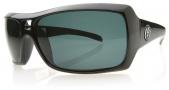 Electric BSG Sunglasses Sunglasses - Gloss Balck / Grey Poly Polarized Level I
