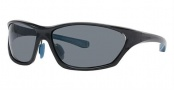Columbia Rapid Descent Sunglasses Sunglasses - 02 Metallic Black Fade to Oxide Blue