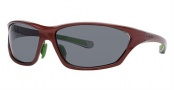 Columbia Rapid Descent Sunglasses Sunglasses - 03 Metallic Red Fade to Grout