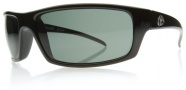 Electric Technician Sunglasses Sunglasses - Gloss Black / Grey Poly Polarized Level I