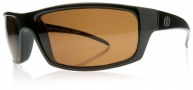 Electric Technician Sunglasses Sunglasses - Gloss Black / Bronze Gold Visual Evolution Polarized Level II