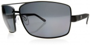 Electric OHM Sunglasses Sunglasses - Gloss Black / Grey Lens