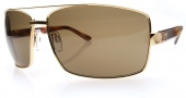Electric OHM Sunglasses Sunglasses - Gold / Bronze Lens
