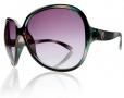 Electric Rockabye Sunglasses Sunglasses - Emerald / Grey Gradient Lens