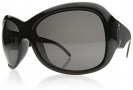 Electric Mayday Sunglasses Sunglasses - Gloss Black / Grey Poly Polarzized Level I