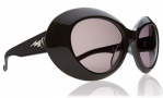 Electric Mindbender Sunglasses Sunglasses - Gloss Black / Grey Lens