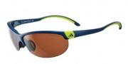 Adidas A171 Adizero/S Sunglasses Sunglasses - 6060 Shiny Petrol / Neon Green