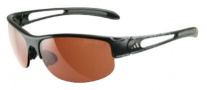 Adidas A385 Alilibria Halfrim/L Sunglasses Sunglasses - 6050 Shiny Black / Grey