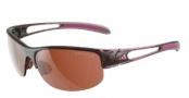 Adidas A389 Adilibria Halfrim/S Sunglasses Sunglasses - 6052 Shiny Berry / Mauve