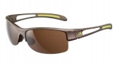 Adidas A391 Adilibria Halfrim II S Sunglasses Sunglasses - 6053 Fresh Chocolate