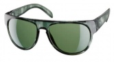 Adidas Northpark Sunglasses Sunglasses - 6051 Green Tortoise / Green