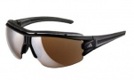 Adidas A168 Evil Eye Halfrim Pro S Sunglasses Sunglasses - 6054 Matte Black / Grey