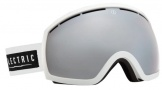 Electric EG2 Goggles Goggles - Gloss White / Bronze Silver Chrome