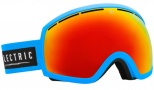Electric EG2 Goggles Goggles - Code Blue / Bronze Red Chrome