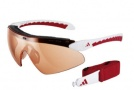 Adidas A177 Supernova Pro S Sunglasses Sunglasses - 6051 White / Red