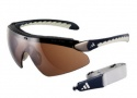Adidas A177 Supernova Pro S Sunglasses Sunglasses - 6052 Petrol / Off White