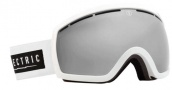 Electric EG2.5 Goggles Goggles - Gloss White / Bronze Silver Chrome
