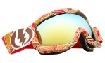 Electric EG.5S Goggles Goggles - Feel Good / Bronze Gold Chrome Lens