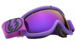 Electric EG.5S Goggles Goggles - Matte Violet / Bronze Blue Chrome Lens