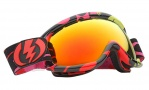 Electric EG.5S Goggles Goggles - Free Rider / Bronze Red Chrome Lens