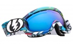 Electric EG.5S Goggles Goggles - Cheryl Maas / Bronze Blue Chrome Lens