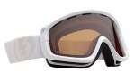 Electric EGB Goggles Goggles - Gloss White / Bronze Lens