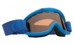 Electric EG1K Goggles Goggles - Matte Blue / Bronze Lens