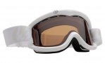 Electric EG1K Goggles Goggles - Gloss White / Bronze Lens