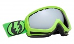 Electric EGK Goggles Goggles - Matte Lime / Bronze Silver Chrome Lens