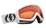Electric EGK Goggles Goggles - Gloss White / Orange Lens
