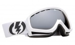 Electric EGK Goggles Goggles - Gloss White / Bronze Silver Chrome