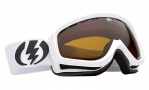 Electric EGK Goggles Goggles - Gloss White / Bronze Lens