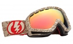Electric EGK Goggles Goggles - Ilkka Backstrom / Bronze Red Chrome Lens