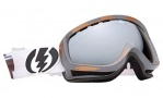 Electric EGK Goggles Goggles - Pat Moore / Bronze Silver Chrome Lens